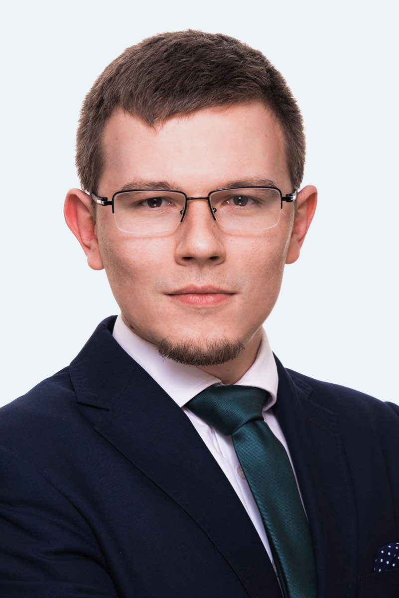 Mateusz Kraus, attorney-at-law trainee