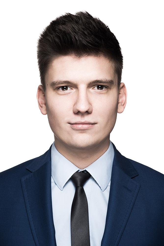 Tomasz Śnios, attorney-at-law trainee